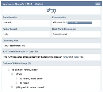 Hebrew Words defined – The Calendar of Scripture