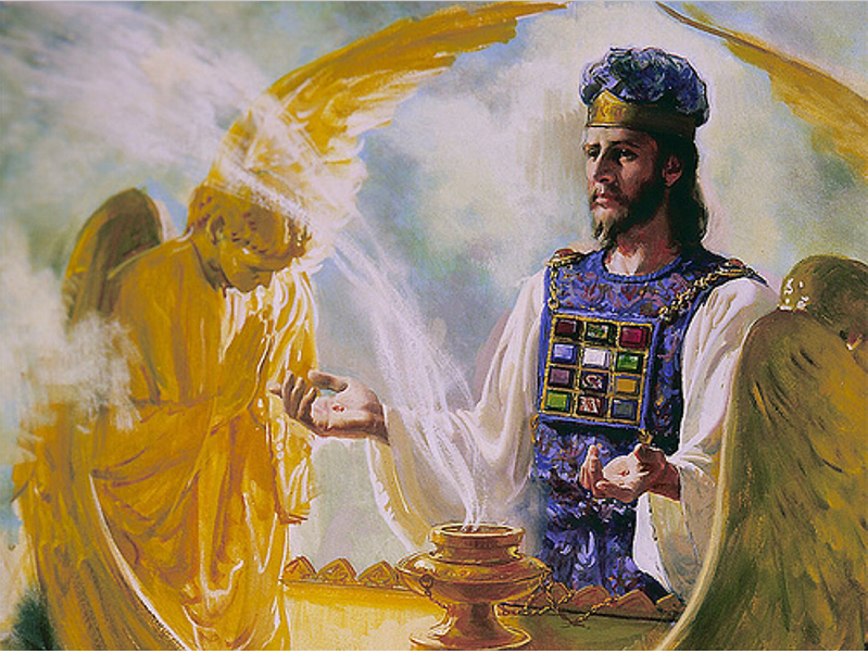 The mystery of the Melchizedek  – The Calendar of Scripture